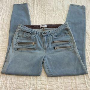 Paige Edgemont Skinny Jeans Sz-30